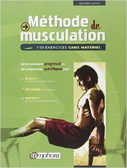 Méthode de musculation : 110 exercices sans matériel PDF EBOOK LIVRE TÉLÉCHARGER GRATUIT ...